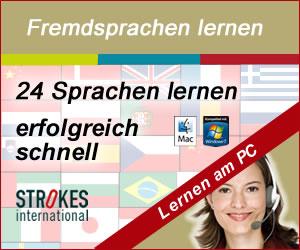 Sprachlernsoftware 24 Fremdsprachen lernen