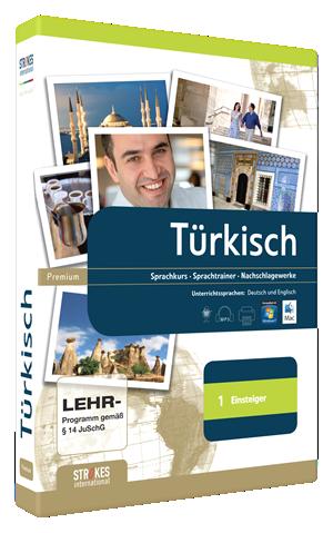 Türkisch lernen Einzelprodukt für Anfänger
