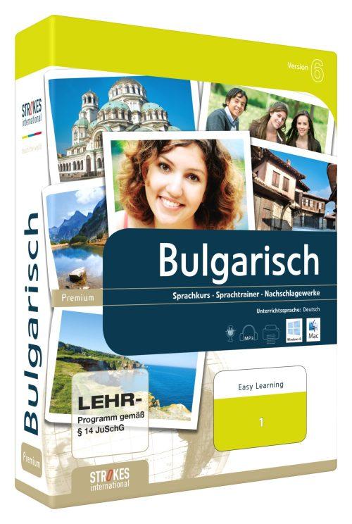 Bulgarisch lernen Anfänger