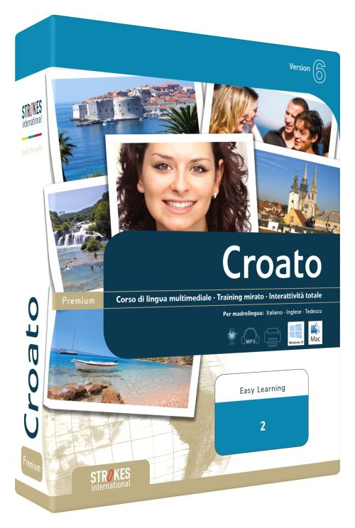 Croato 2 Intermedio - Strokes Easy Learning