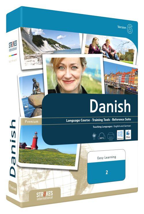 Learn Danish for Intermediate 2 - Strokes Easy Learning