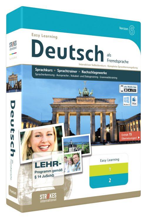 Deutsch als Fremdsprache - Anfänger und Fortgeschrittene