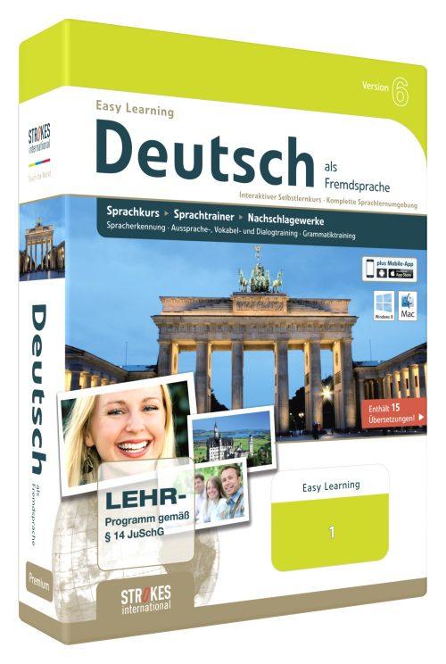 Deutsch als Fremdsprache - Anfänger