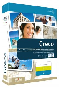 Imparare Greco paccetto Combi- Strokes Easy Learning