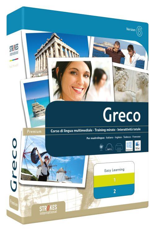 Imparare Greco paccetto Combi- Strokes Easy Learning