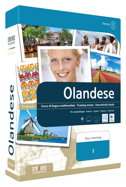 Olandese 2 Intermedio - Strokes Easy Learning