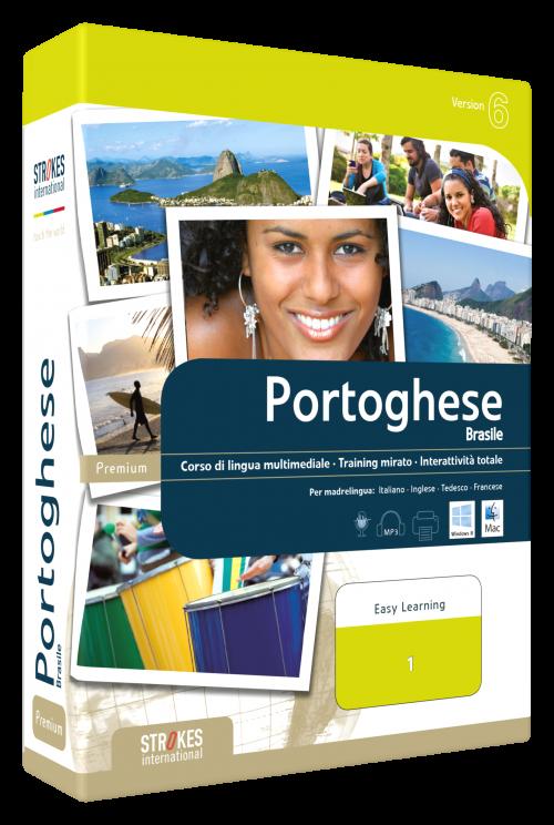 Imparare Portoghese Brasile Principiati