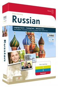 Learn Russian complete Set - Strokes Easy Learning
