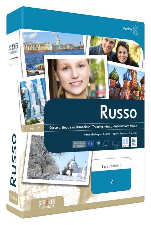Russo 2 Intermedio - Strokes Easy Learning