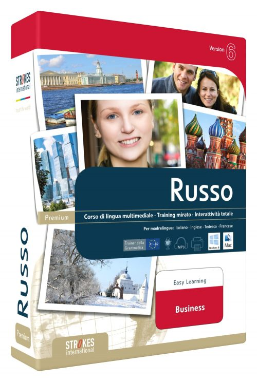 Imparare Russo Business - Strokes Easy Learning