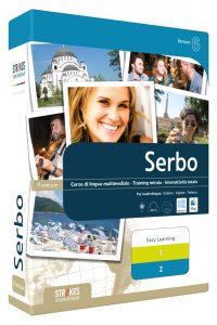 Imparare Serbo paccetto Combi- Strokes Easy Learning