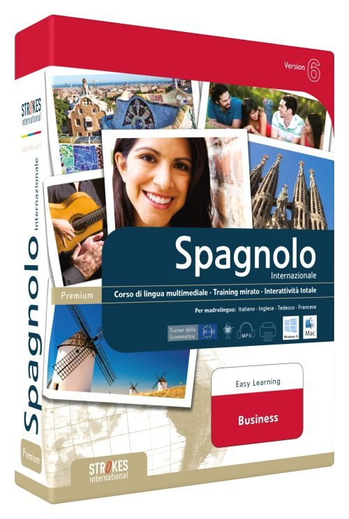 Imparare Spagnolo Business - Strokes Easy Learning