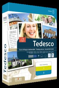 Imparare il tedesco paccetto Combi- Strokes Easy Learning