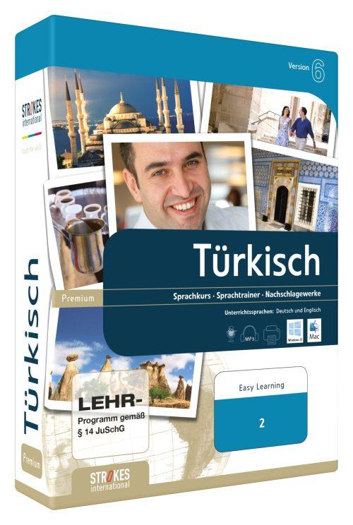 Learn Turkish for Intermediate 2 - Strokes Easy Learning