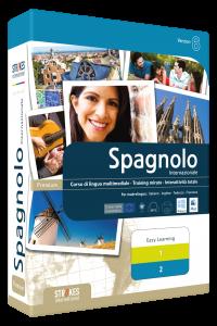 Imparare Spagnolo paccetto Combi- Strokes Easy Learning