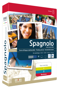 Impara Spagnolo pacetto Completo - Strokes Easy Learning